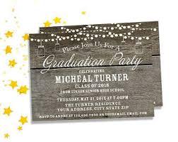 graduation party invitations graduation party invitations etsy