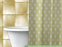 Regular Curtains As Shower Curtains 3 Ways To Choose The Right Shower Curtain For Your Bathroom