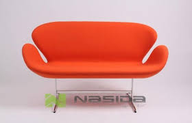 Modern Elegant  Seat Arne Jacobsen Swan Sofa  Chairs With Molded - Arne jacobsen swan sofa 2