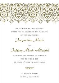 wedding invitations messages wedding invitations lines paperinvite