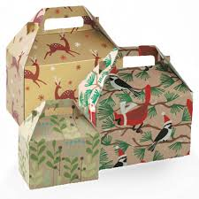 christmas boxes christmas packaging festive and affordable