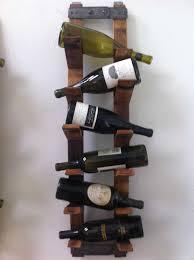20 ways to modern wine racks wall