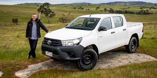 toyota hilux 2016 toyota hilux workmate review