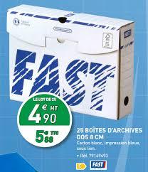 bureau vallee fr 25 boîtes d archives avec un dos de 8cm http bureau vallee
