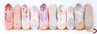 buying children u0027s ballet slippers u2013 chicago dance supply