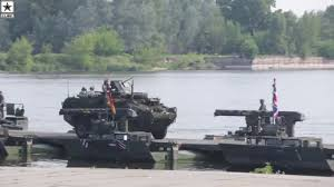 Military M3 Amphibious Rig Building The World U0027s Longest