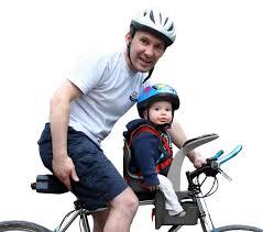 vélo avec siège bébé weeride le plaisir de faire du vélo avec bébé en toute sécurité