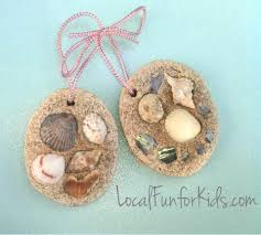 6 sensational seashell crafts to do with your my adventures