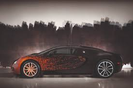 fastest bugatti bugatti presents the fastest artwork ever
