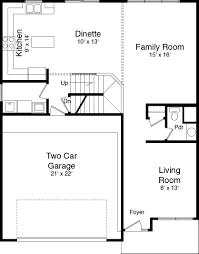 100 small house big garage plans cheap bath two stories