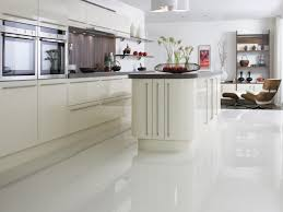 white kitchen flooring ideas kitchen table awesome high gloss white kitchen white gloss