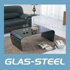 Glass Center Table by 2011 Modern Bent Glass Center Table Wc Cj151 Weichi China