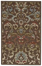 Chocolate Brown Area Rugs Rivington Collection 3235f Chocolate Brown Area Rug