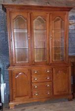 Vintage China Cabinets Maple Antique China Cabinets Ebay