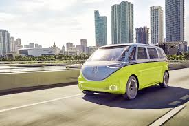 volkswagen microbus electric volkswagen microbus going into production in 2022