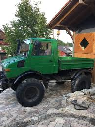 mercedes unimog for sale usa used mercedes unimog 424 tractors year 1978 price 8 158