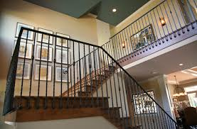 Iron Stair Banister Here Is Imperative Clue On Wrought Iron Stair Railing For Sale