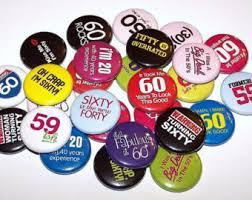 60th birthday party favors 60th birthday party favors etsy