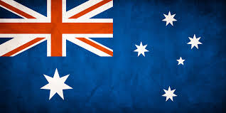 Flag By Bild Australia Grungy Flag By Think0 Jpg Hetalia Wiki Fandom