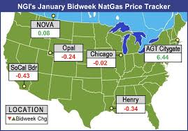 ngi natural gas intelligence breaking shale u0026 conventional gas