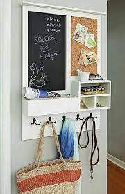 kitchen message center ideas 8 best chalkboard organizer images on diy chalkboard