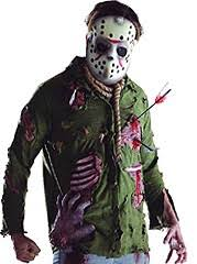 Jason Halloween Costume Jason Voorhees Costume
