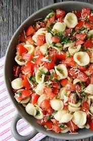 recipes for pasta salad bruschetta pasta salad a pretty life in the suburbs