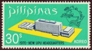 Philippine Republic Sts 1949 Universal Postal Union 75th 1970 1974
