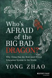 who u0027s afraid of the big bad dragon why china has the best and