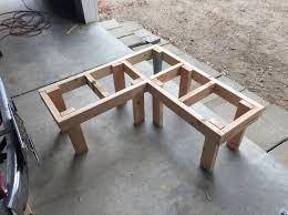Diy Bench Seat Best 25 Corner Bench Ideas On Pinterest Corner Dining Nook