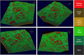 distributed adaptive framework for multispectral hyperspectral