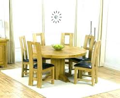 round dining room tables for 6 round dining table with 6 chairs smovie info