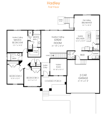 3 bedroom 2 bath ranch floor plans floor plans for bedroom ranch homes ideas with 3 rambler images