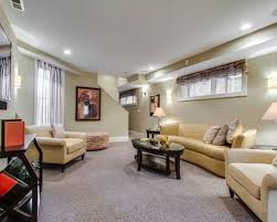 basement curtains fireplace basement ideas