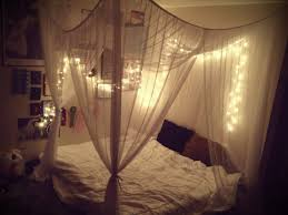 Ikea Bed Canopy by Canopy Bed Curtains Ikea Diy With Lights Without Post Hula Hoop