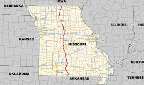 Modot Road Conditions Map Missouri Route 5 Wikipedia