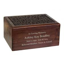 wooden urns for ashes custom wood urns wooden urns in the light urns