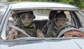airmen take crash course in defensive driving u003e u s air force