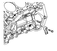 repair instructions off vehicle engine block disassemble
