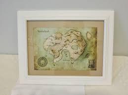 Map Of Neverland Family Faith And Diy September 2013