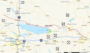 Mexico Ny Map by New York State Route 49 Wikipedia