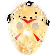 jason voorhees vs freddy friday the 13th hockey mask halloween