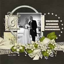 for kris and adolfo s wedding scrapbook gorgeous from www