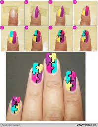 simple nail designs to do at home best home design ideas