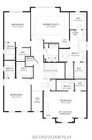 Ponderosa Floor Plan Ponderosa Vista Highlands Broomfield Colorado D R Horton