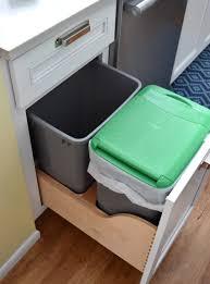 Green Kitchen Trash Can Kitchen Renovation Details Jenna Burger