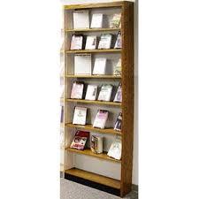 Single Bookcase 96
