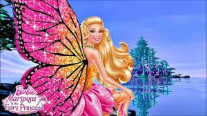 barbie mariposa fairy princess barbie wallpapers
