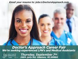 Resume To Job by Doctor U0027s Approach Dermatology U0026 Surgery Medspa U0026 Laser Center