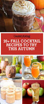 cocktail recipes 25 best fall cocktails drink recipes perfect for autumn